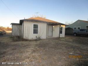1224 Cooley Dr, Borger, TX 79007