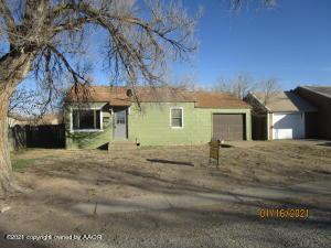 316 Dolomita St, Borger, TX 79007