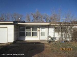 1020 Thrams St, Borger, TX 79007