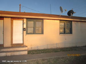 607 #3 W Wilson St, Borger, TX 79007