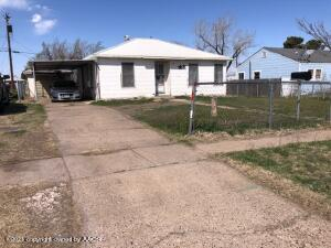 1109 Sterling St, Borger, TX 79007