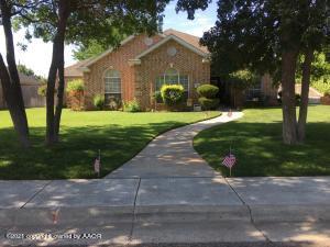 7303 ANDOVER DR, Amarillo, TX 79119