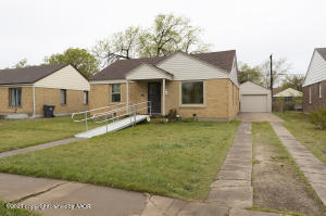 3612 S ONG ST, Amarillo, TX 79110