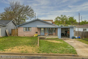106 Womack St, Borger, TX 79007