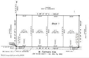 20400 W FARMERS AVE, Bushland, TX 79119