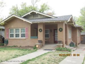 1926 S HARRISON ST, Amarillo, TX 79109