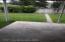 patio & walkway to back