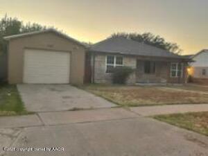 709 Dixon St, Borger, TX 79007