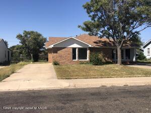 1625 MARTIN RD, Amarillo, TX 79107