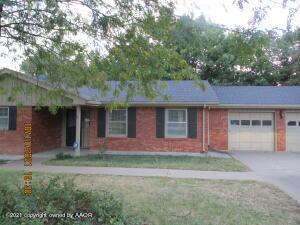 3904 DORIS DR, Amarillo, TX 79109