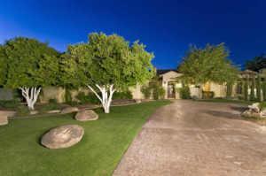 STUNNING Tuscan Estate wtih Old World Charm in the prestigious CITRUS CORRIDOR of East Mesa.