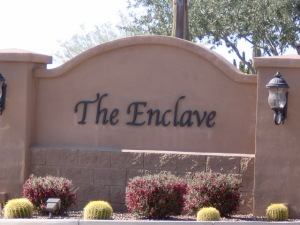 THE ENCLAVE AT FOUNTAIN HILLS...