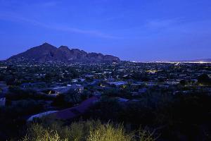 Panoramic City Light Views