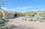 Circular Driveway of pavers - lush desert landscaping welcomes you
