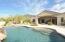 Pebbletec pool - Grab a raft and float... enjoy the surrounding beauty