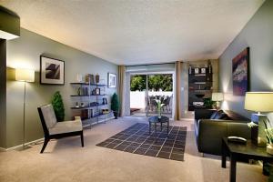 Living Room from Model