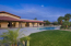 Extended patio with oversized diving pool and spa.Views of mountains, fairway and city lights. Spectacular sunsets.