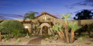 Spectacular Santa Fe Property on double fairway lot with never ending views
