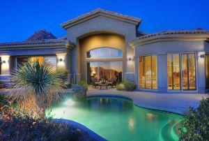 Resort Backyard - Pool