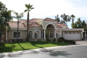 Scottsdale Ranch Estates, gated community in Scottsdale, Desert Mountain High School, 85258