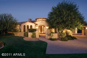8133 N Ridgeview Drive, Paradise Valley, AZ 85253