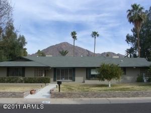 4848 E CALLE TUBERIA Road, Phoenix, AZ 85018