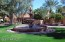Fountain by guest casitas. Your guests won't want to leave and they're not staying with you!