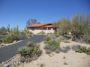 8722 E Double Eagle Drive, Carefree, AZ 85377
