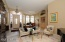 Great open Floor Plan with Soaring Ceilings