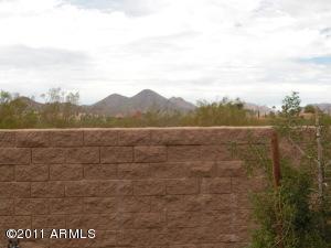 Fenced Back Yard Mountain VIEWS