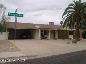 10240 W CAMDEN Avenue, Sun City, AZ 85351
