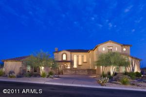 9719 E Jagged Peak Road, Scottsdale, AZ 85262