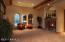 Night living room
