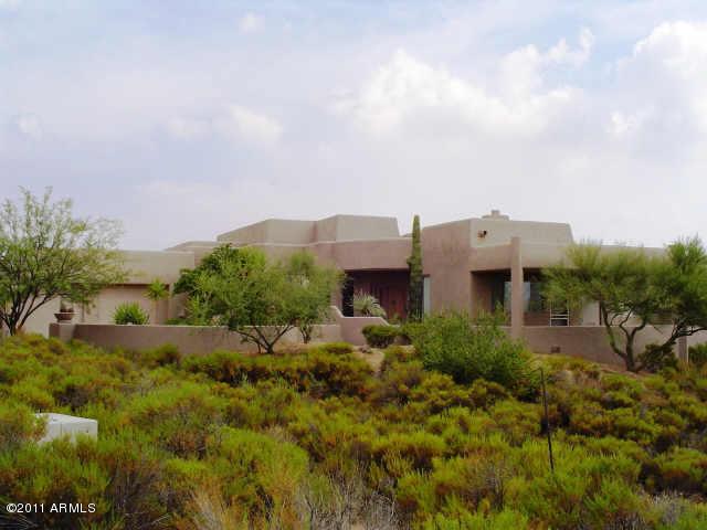Photo of 11095 E HONEY MESQUITE Drive, Scottsdale, AZ 85262