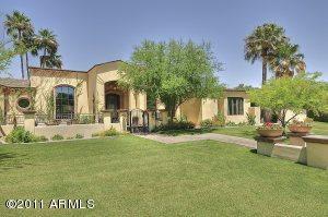 5110 E CRESTVIEW Drive, Paradise Valley, AZ 85253