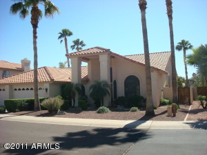 1002 S CORAL KEY Court, Gilbert, AZ 85233