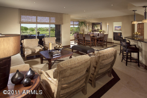 Stunning golf course views from every room!