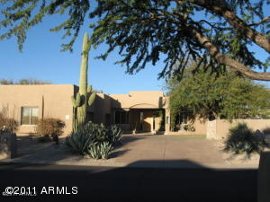 9894 E HIDDEN GREEN Drive, Scottsdale, AZ 85262