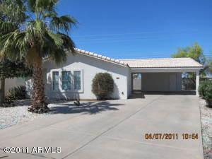 2101 S MERIDIAN Road, 110, Apache Junction, AZ 85220