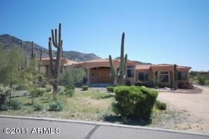 5741 E CANYON RIDGE NORTH Drive, Cave Creek, AZ 85331