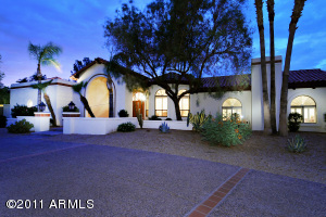 6618 E Caron Drive, Paradise Valley, AZ 85253