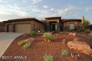 11412 E GAMBLE Lane, Scottsdale, AZ 85262