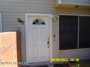 2301 E UNIVERSITY Drive, 287, Mesa, AZ 85213