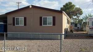 2417 W Ohio Street, Apache Junction, AZ 85120