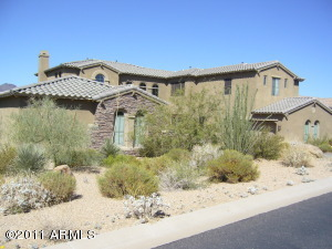 9752 E LOFTY POINT Road, Scottsdale, AZ 85262