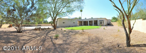 Enter through the gate in your private world situated on a culdesac with clear views of Camelback Mountain. Located in prestigious Paradise Valley
