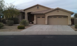3,400 sq ft 4bd/3.5ba single story home in the gated community of Los Alisos