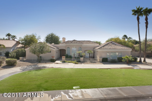 Gorgeous custom home in Hillcrest on Scottsdale Ranch