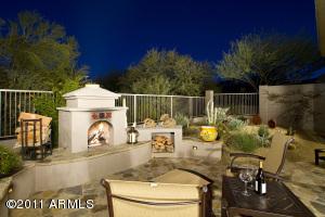 You'll enjoy countless Arizona evenings!