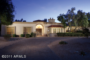 6141 E Huntress Drive, Paradise Valley, AZ 85253